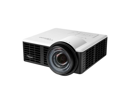 Proyector DLP Optoma ML750ST - 3D Ready - 720p - HDTV - 16:10 - Frontal - LED - 20000 Hora(s) Normal Mode - 1280 x 800 - WXGA -