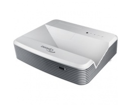 Proyector DLP Optoma X319UST - 3D - 720p - HDTV - 4:3 - Frontal, De Techo - 190 W - 4500 Hora(s) Normal Mode - 6000 Hora(s) Econ