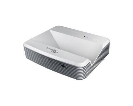 Proyector DLP Optoma X319UST - 3D - 720p - HDTV - 4:3 - Frontal, De Techo - 190 W - 4500 Hora(s) Normal Mode - 6000 Hora(s) Econ
