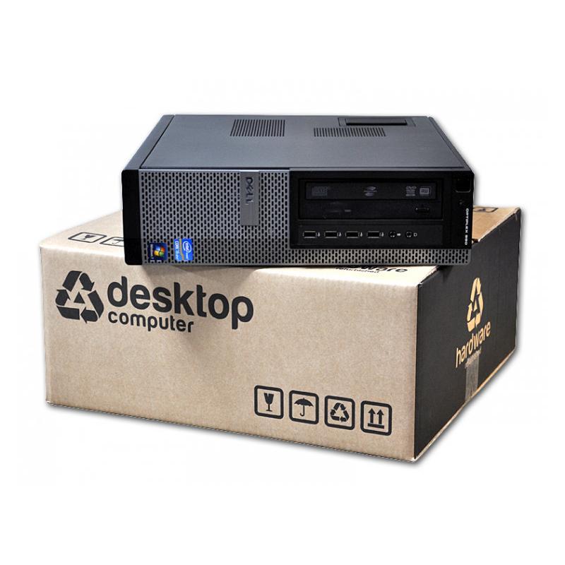 Dell Optiplex 7010 SFF Intel Core i7 3770 3.4 GHz. · 16 Gb. DDR3 RAM · 240 Gb. SSD · DVD · COA Windows 7 Pro actualizado a Windo