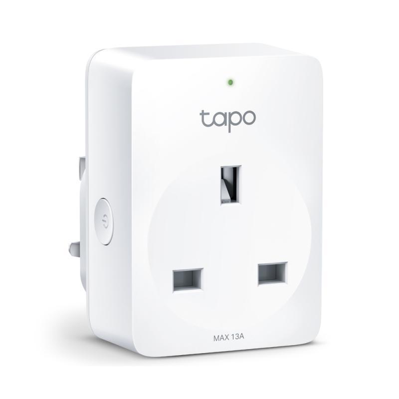 Tapo P100 enchufe inteligente Blanco 2990 W - Imagen 1