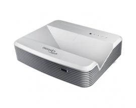 Proyector DLP Optoma W319UST - 3D - 720p - HDTV - 16:10 - Frontal, De Techo - 190 W - 4500 Hora(s) Normal Mode - 6000 Hora(s) Ec