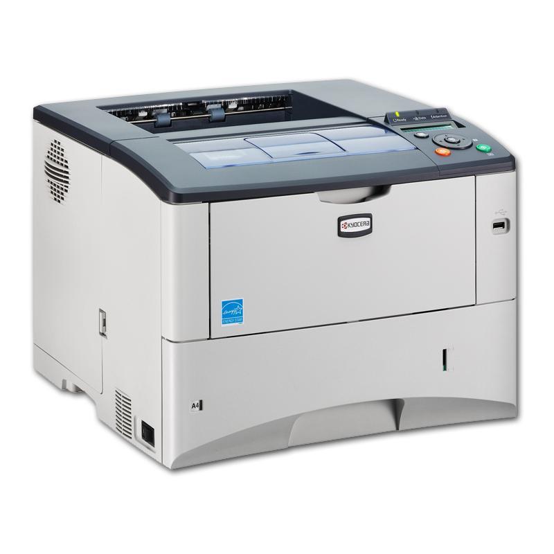 Kyocera FS 2020DVelocidad: Hasta 35 ppm - Resolución: 1200 dpi - Memoria: 128 Mb. RAM - Conectividad: 1xUSB, 1xParalelo, 1xE