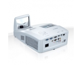 Videoproyector canon lv-wx300ust ultra corta distancia wxga/ dlp/ 3000lum/ 2300:1/ 16:10/ rj45/ hdmi/ 8000 horas - Imagen 1