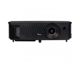 Proyector DLP Optoma S321 - 3D Ready - 576p - EDTV - 4:3 - Frontal, De Techo - 195 W - 5000 Hora(s) Normal Mode - 6000 Hora(s) E