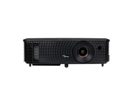 Proyector DLP Optoma S321 - 3D Ready - 576p - EDTV - 4:3 - Frontal, De Techo - 195 W - 5000 Hora(s) Normal Mode - 6000 Hora(s) E