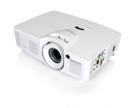 Proyector DLP Optoma DU400 - 3D - 1080p - HDTV - 16:10 - Frontal, De Techo - 260 W - 3000 Hora(s) Normal Mode - 5000 Hora(s) Eco