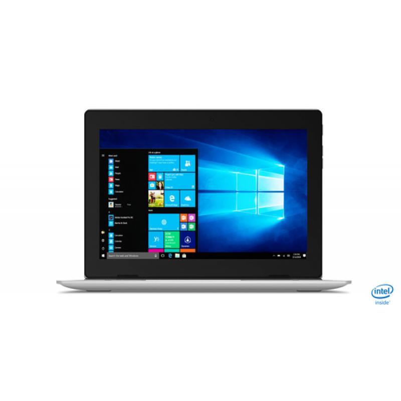 """Lenovo IdeaPad D330 Gris Híbrido (2-en-1) 25,6 cm (10.1"""") 1280 x 800 Pixeles Pantalla táctil Intel® Celeron® N 4 GB LPDDR4-SDRAM"""