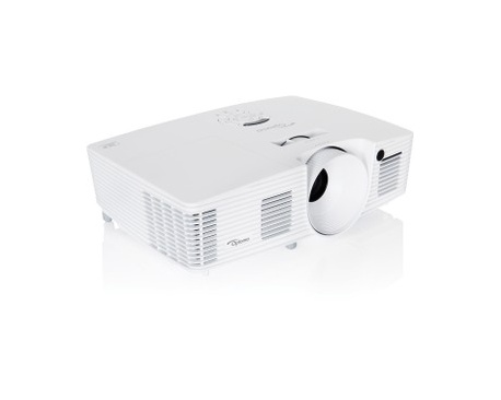 Proyector DLP Optoma W402 - 3D Ready - 720p - HDTV - 16:10 - Frontal, De Techo - 260 W - 3000 Hora(s) Normal Mode - 1280 x 800 -