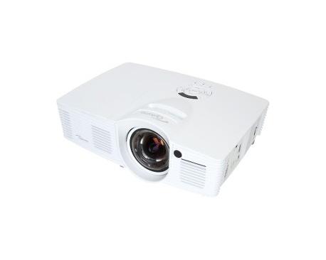 Proyector DLP Optoma GT1080e - 3D - 1080p - HDTV - 16:9 - Frontal, De Techo - 190 W - 5000 Hora(s) Normal Mode - 6000 Hora(s) Ec