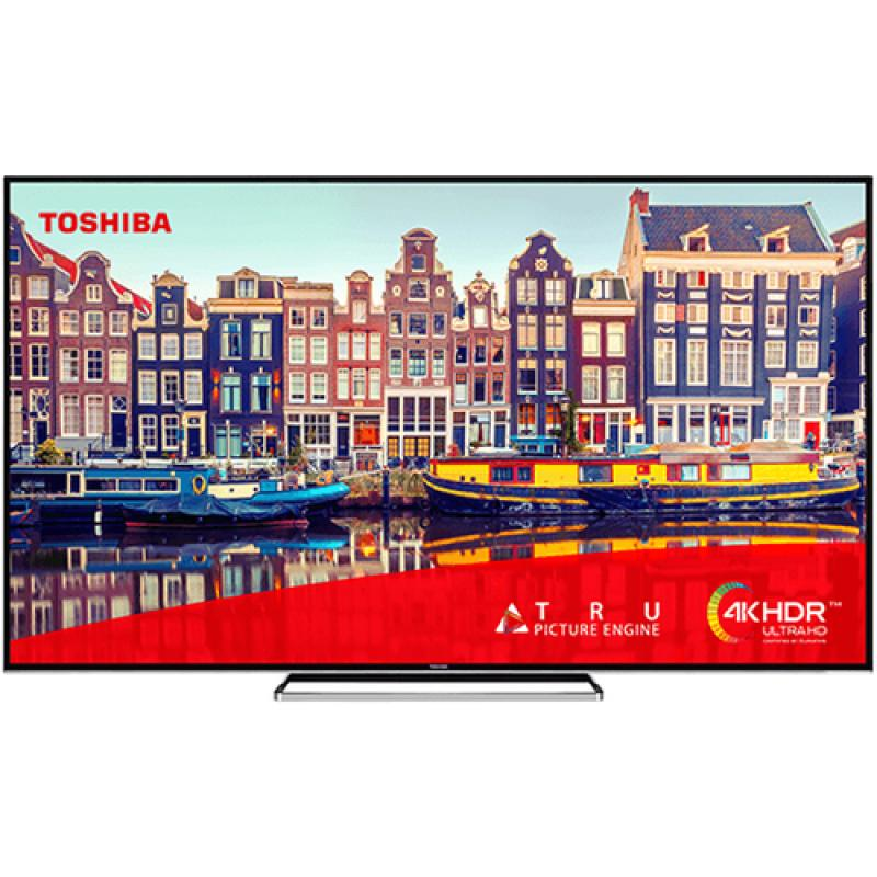 "Toshiba 75VL5A63DG TV 190,5 cm (75"") 4K Ultra HD Smart TV Wifi Negro"