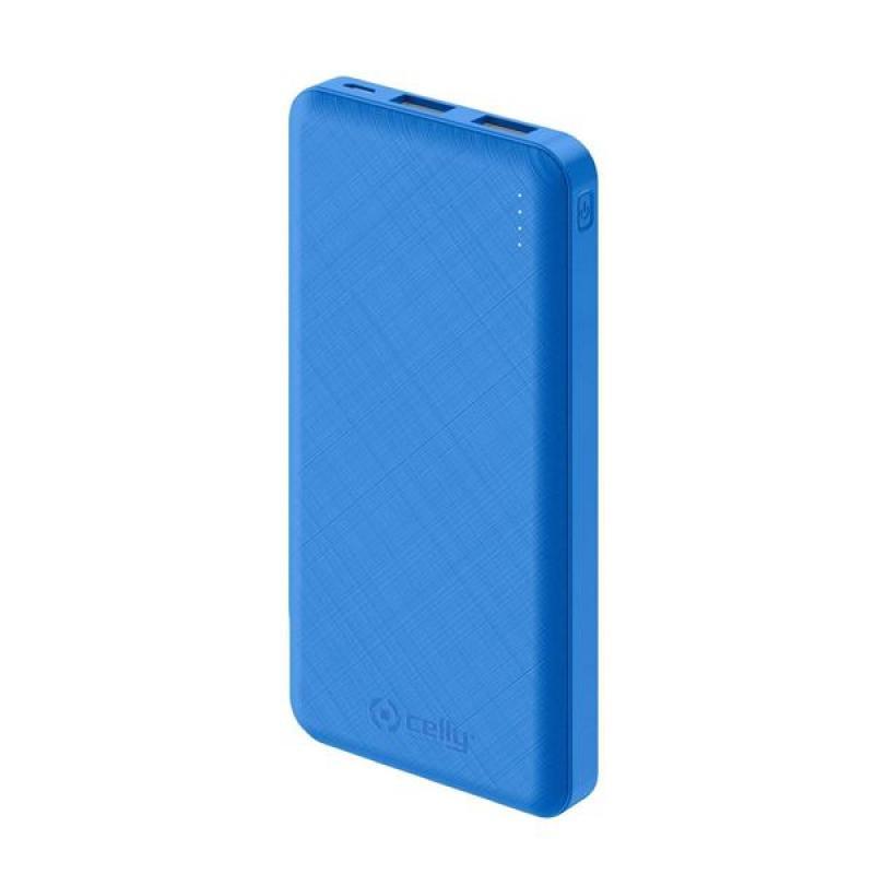 PBE10000 batería externa Azul Ión de litio 10000 mAh - Imagen 1
