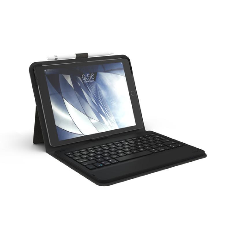 ZAGG ID8BSF-BBS teclado para móvil Español Carbón vegetal Bluetooth - Imagen 1
