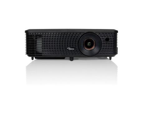 Proyector DLP Optoma W340 - 3D - 720p - HDTV - 16:10 - De Techo, Frontal - 195 W - 5000 Hora(s) Normal Mode - 6000 Hora(s) Econo