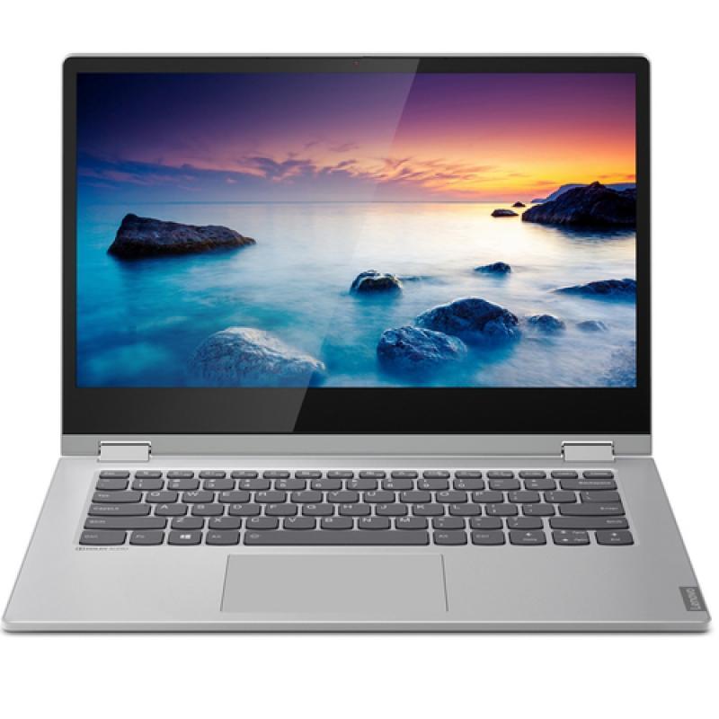 """Lenovo IdeaPad C340 Platino Híbrido (2-en-1) 35,6 cm (14"""") 1920 x 1080 Pixeles Pantalla táctil Intel® Core™ i3 de 10ma Generació"""