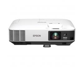 Videoproyector epson eb-2165w 3lcd/ 5500 lumens/ hdmi/ usb/ wxga/ gestos intuitivos/ proyector de instalacion - Imagen 1