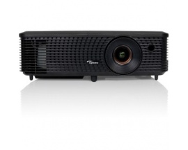 Proyector DLP Optoma S340 - 3D - 576p - SDTV - 4:3 - Frontal - 195 W - 5000 Hora(s) Normal Mode - 10000 Hora(s) Economy Mode - 8