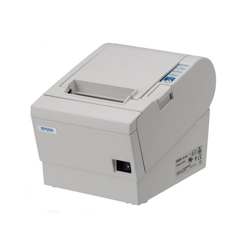 Epson TM-T88 IIIP Térmica · Ancho de papel 80mm · Corte automático · Velocidad de impresión 150 mm/s · Paralelo, Apertura cajón