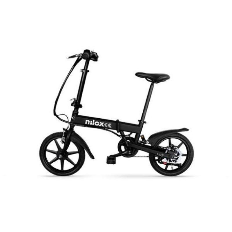 "DOC E-bike X2 Negro Acero 40,6 cm (16"") 20,5 kg - Imagen 1"