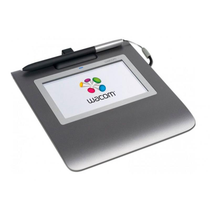 - WACOM STU-530Tecnología: TFT LCD 5'' - Resolución: 800 x 480 - Pixel Pitch: 0.135mm - Brillo: 168 cd/m2 - Contrast