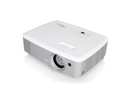 Proyector DLP Optoma EH400 - 3D - 1080p - HDTV - 16:9 - De Techo, Frontal - 220 W - 5000 Hora(s) Normal Mode - 6000 Hora(s) Econ