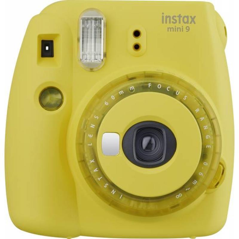 Instax Mini 9 46 x 62 mm Amarillo - Imagen 1