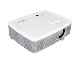 Proyector DLP Optoma X400+ - 3D - 720p - HDTV - 4:3 - De Techo, Frontal - 220 W - 5000 Hora(s) Normal Mode - 6000 Hora(s) Econom