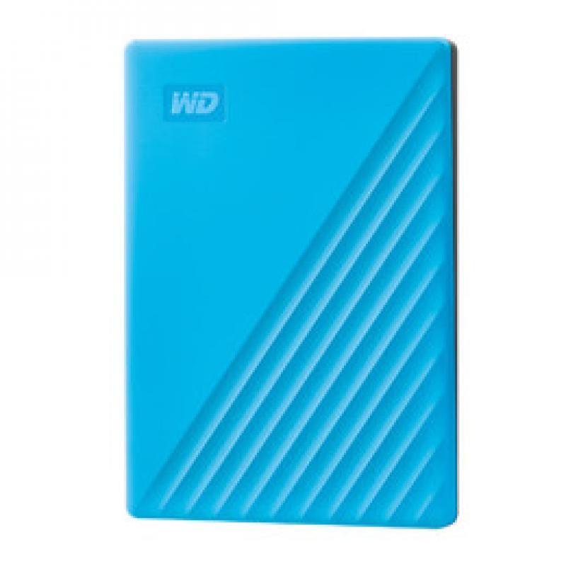 My Passport disco duro externo 2000 GB Azul - Imagen 1