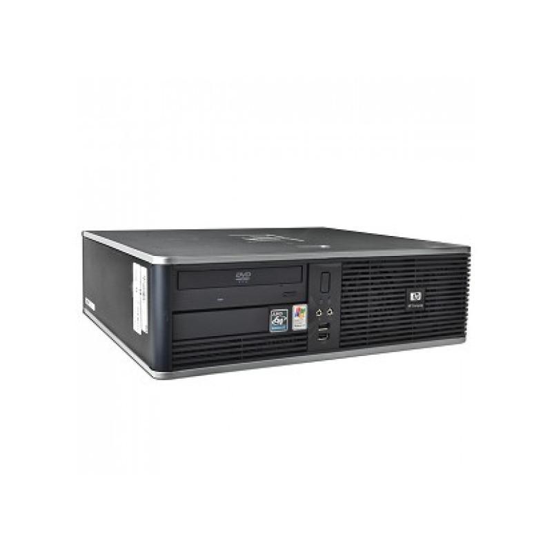HP DC5750 AMD Athlon 64 X2 4400+ 3 GHz. · 4 Gb. DDR2 RAM · 250 Gb. SATA · DVD-RW · Ubuntu GNU/Linux - Imagen 1