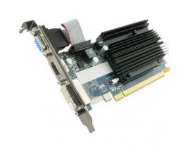 Tarjeta Gráfica SapphireRadeon R5 230 - 625 MHz Principal - 1 GB DDR3 SDRAMPerfil bajo - Simple Ranura Space necesaria - 1334 MH