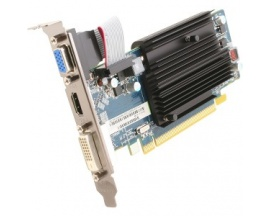 Tarjeta Gráfica SapphireRadeon R5 230 - 625 MHz Principal - 2 GB DDR3 SDRAMPerfil bajo - Simple Ranura Space necesaria - 1334 MH