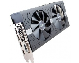 Tarjeta Gráfica Sapphire NITRO+Radeon RX 580 - 1,41 GHz Boost Clock - 4 GB GDDR5 - Dual Ranura Space necesaria - 256 bit Ancho d