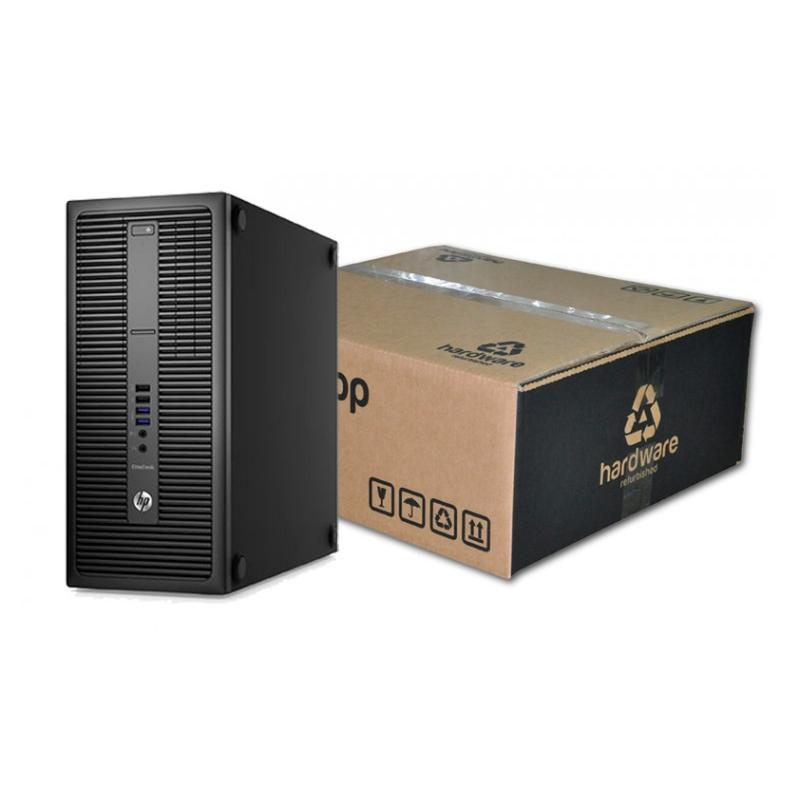 HP EliteDesk 800 G1 Torre Intel Core i5 4570 3.2 GHz. · 8 Gb. DDR3 RAM · 500 Gb. SATA · Windows 10 Pro - Imagen 1