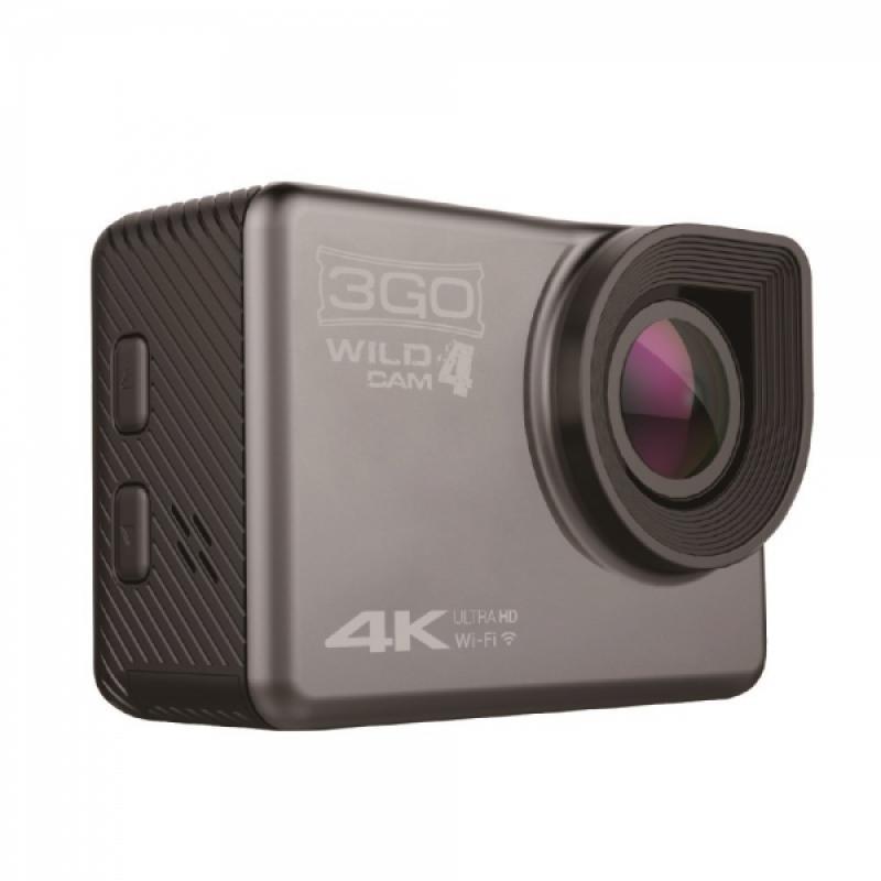 WILD4 cámara para deporte de acción 4K Ultra HD 12 MP Wifi 64 g - Imagen 1