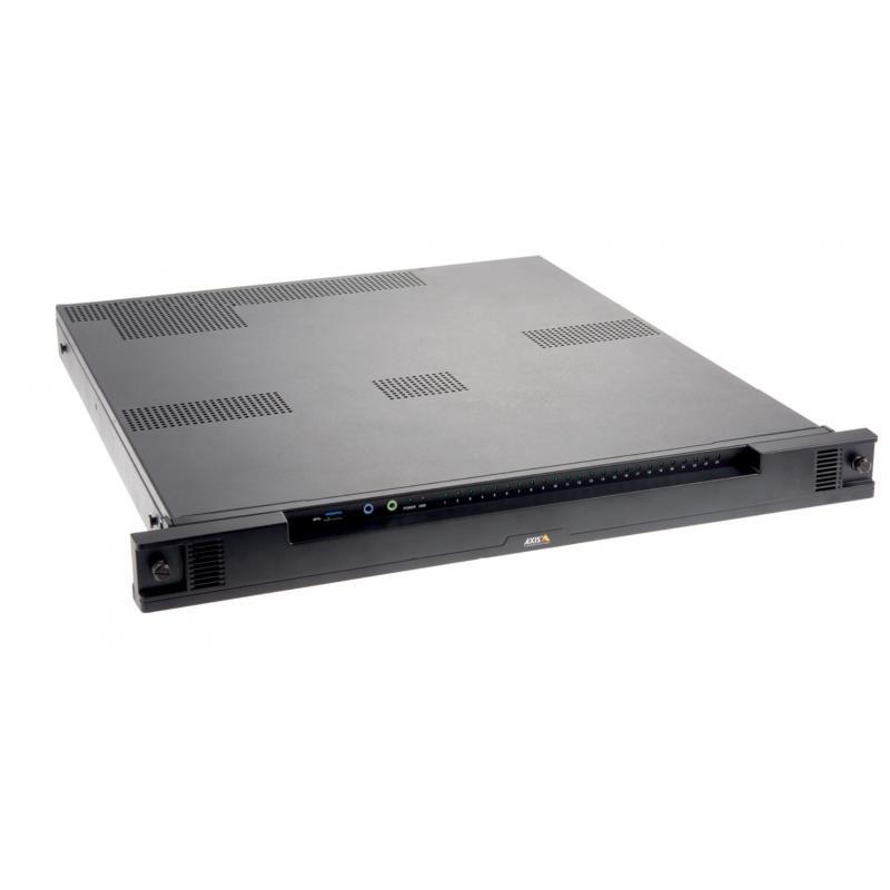 S2224 Grabadore de vídeo en red (NVR) 1U Negro - Imagen 1