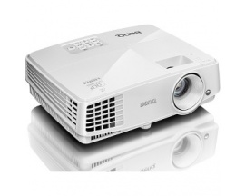 Proyector DLP BenQ MX570 - 3D Ready - 720p - HDTV - 4:3 - F/2,59 - 2,87 - 190 W - NTSC, PAL, SECAM - 4500 Hora(s) Normal Mode -