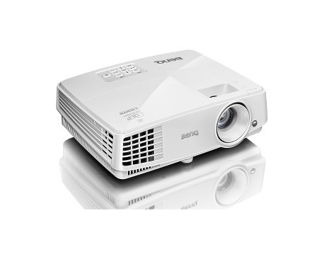Proyector DLP BenQ MX570 - 3D Ready - 720p - HDTV - 4:3 - F/2,59 - 2,87 - 190 W - NTSC, PAL, SECAM - 4500 Hora(s) Normal Mode -