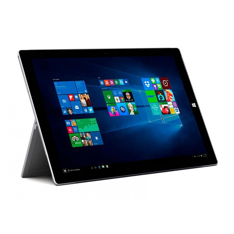 Microsoft Surface Pro 3 Intel Core i7 4650U 1.7 GHz. · 8 Gb. DDR3 RAM · 256 Gb. SSD · Windows 10 Pro · Táctil 12 '' FullHD 16:9