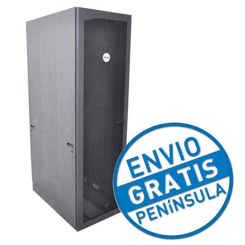 Dell Rack 19'' 42UTipo: Rack 19'' - Altura Bastidor: 42U - Profundidad Bastidor: 73 cm - Dimensiones: Ancho: 60 cm x