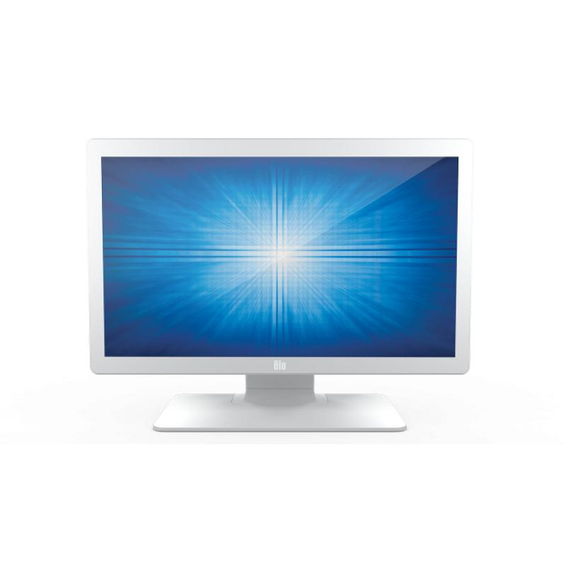 "2403LM monitor pantalla táctil 60,5 cm (23.8"") 1920 x 1080 Pixeles Blanco Multi-touch - Imagen 1"