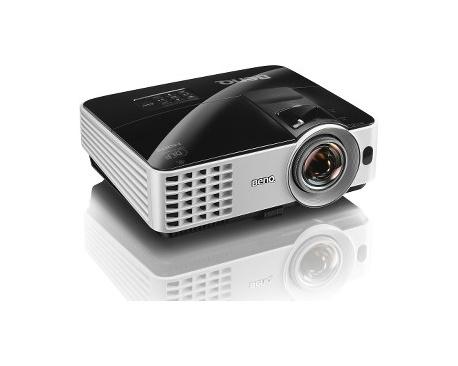 Proyector DLP BenQ MX631ST - 3D Ready - 720p - HDTV - 4:3 - Frontal, De Techo - 1024 x 768 - XGA - 13,000:1 - 3200 lm - HDMI - U
