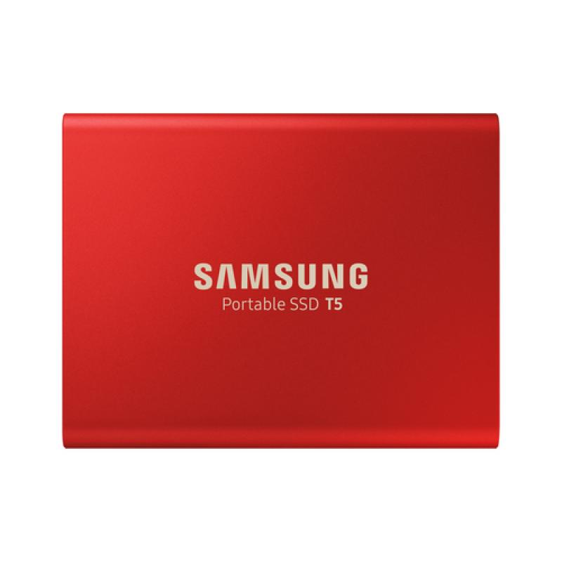 Samsung MU-PA500R 500 GB Rojo - Imagen 1