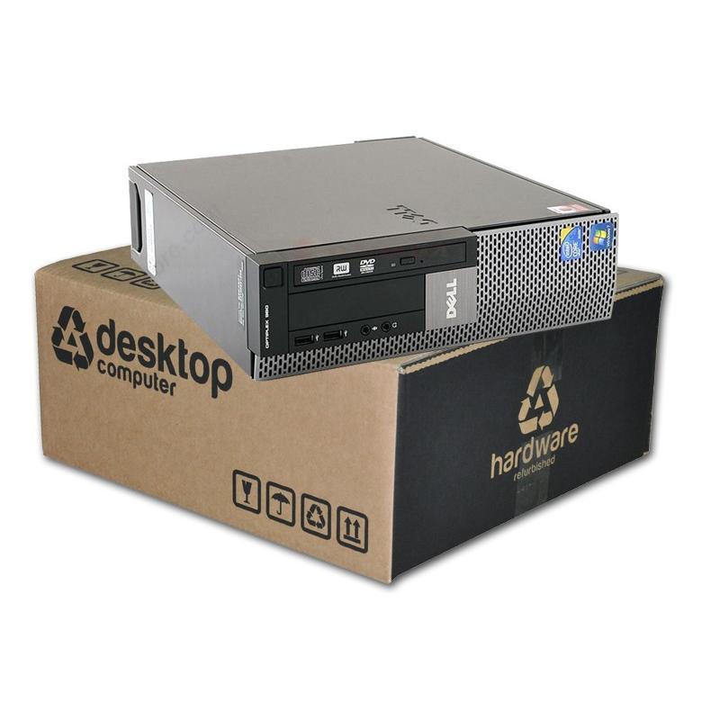 Dell Optiplex GX960 SD Intel Core 2 Duo E8500 3.16 GHz. · 4 Gb. DDR2 RAM · 160 Gb. SATA · DVD-RW · COA Windows 7 Pro - Imagen 1