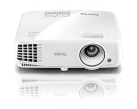 Proyector DLP BenQ MS527 - 3D Ready - 576p - EDTV - 4:3 - Frontal, De Techo - 190 W - 4500 Hora(s) Normal Mode - 6000 Hora(s) Ec