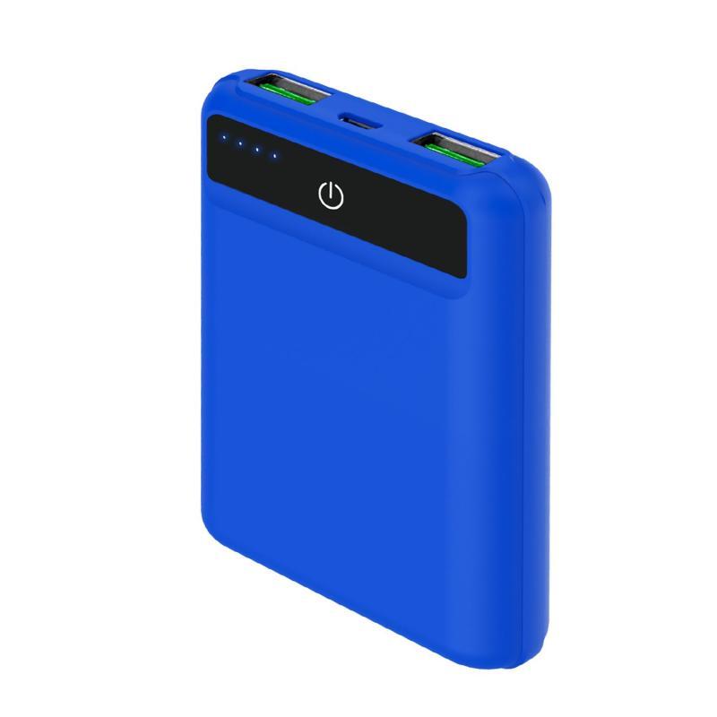 PBPOCKET5000BL batería externa Azul Polímero de litio 5000 mAh - Imagen 1
