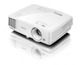 Proyector DLP BenQ MS517H - 3D Ready - 576p - EDTV - 4:3 - Frontal, De Techo - 190 W - 800 x 600 - SVGA - 13,000:1 - 3300 lm - H