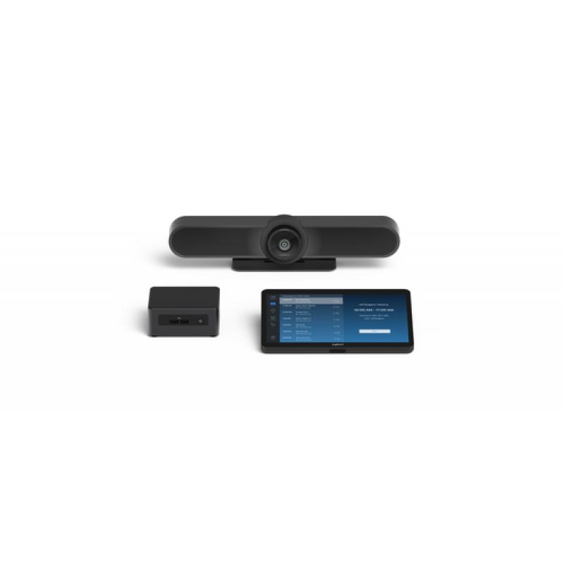 Logitech TAP-ZOOM-SMALL-EU sistema de video conferencia Group video conferencing system - Imagen 1