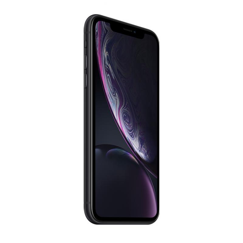 """iPhone XR 15,5 cm (6.1"""") 128 GB SIM doble Negro - Imagen 1"""