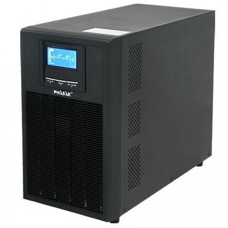 PH 9260 sistema de alimentación ininterrumpida (UPS) 6000 VA 4200 W 2 salidas AC - Imagen 1