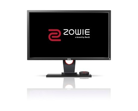 "Monitor LCD BenQ Zowie XL2430 - 61 cm (24"") - LED - 16:9 - 1 ms - 1920 x 1080 - 350 cd/m² - 12,000,000:1 - Full HD - DV"